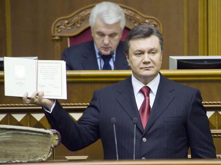 Ukrainian President Viktor Yanukovych. Photo: ANP