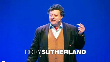 Rory Sutherland - Perspective is everything